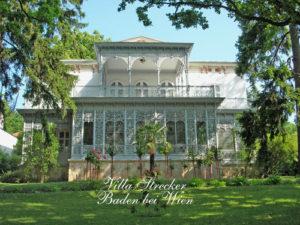 Gartenkonzert 2020 @ Park der Villa Strecker