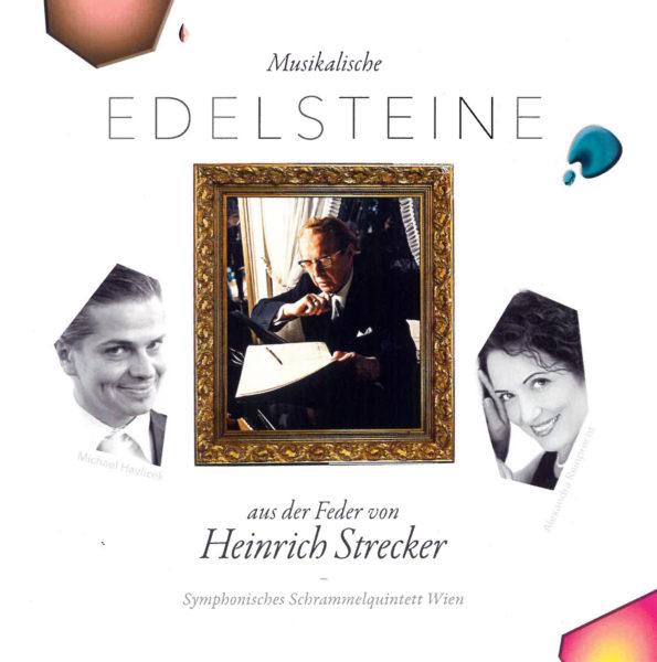 Musikalische Edelsteine- Heinrich Strecker