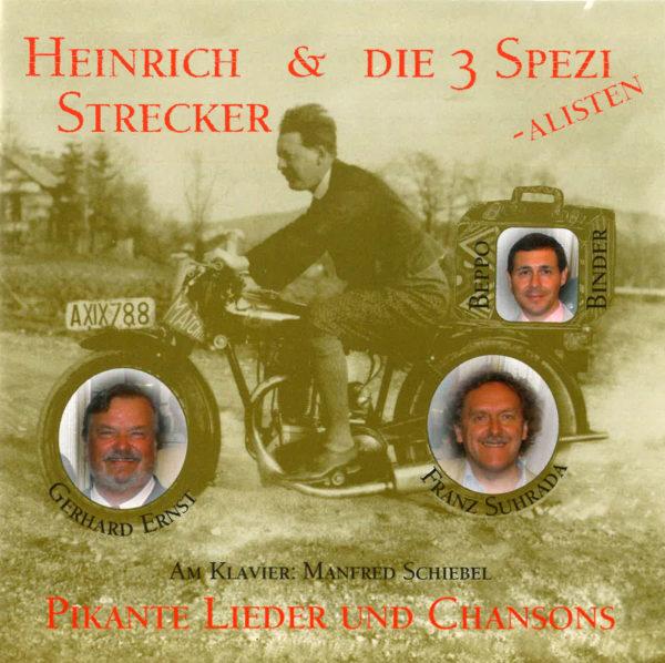 Heinrich Strecker und Die 3 Spezialisten