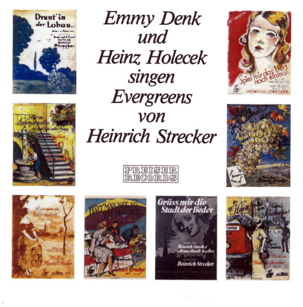 Evergreens von Heinrich Strecker