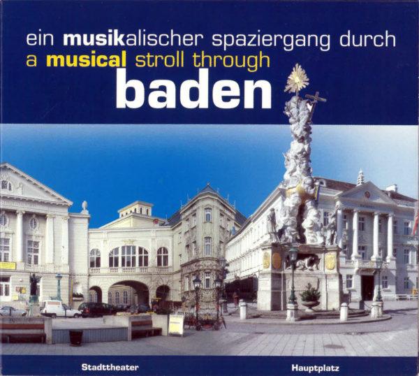 Ein musikalischer  Spaziergang durch Baden