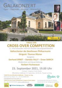 GALAKONZERT - Oper – Operette – Musical – Wienerlied @ Congress Center Baden | Baden | Niederösterreich | Österreich